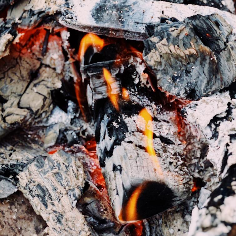 Bild Feuerlauf